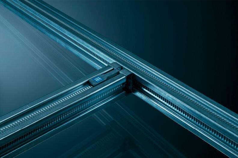 Unsere Tragprofile bzw. Systemprofile zeichnen sich durch eine stabile Bauform und hohe Steifigkeit aus.