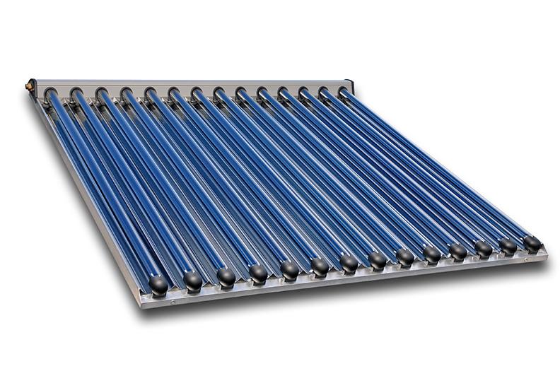För varmvattenuppsamlare används tunnväggiga profiler för värmeledning eller helt enkelt som uppsamlingsram. De måste vara beständiga mot väder och väta.