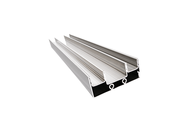Frame profile for partition walls