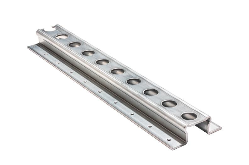 Lashing rail