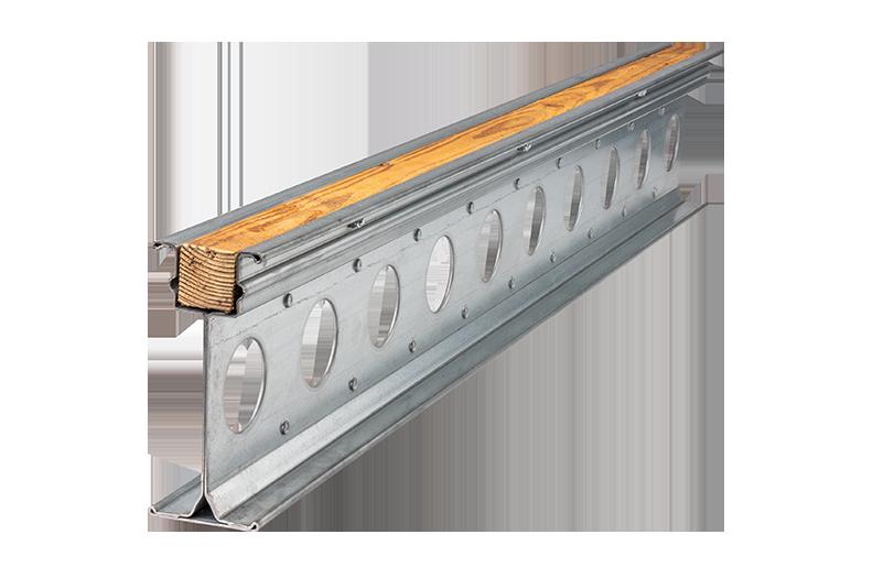 Formwork beam